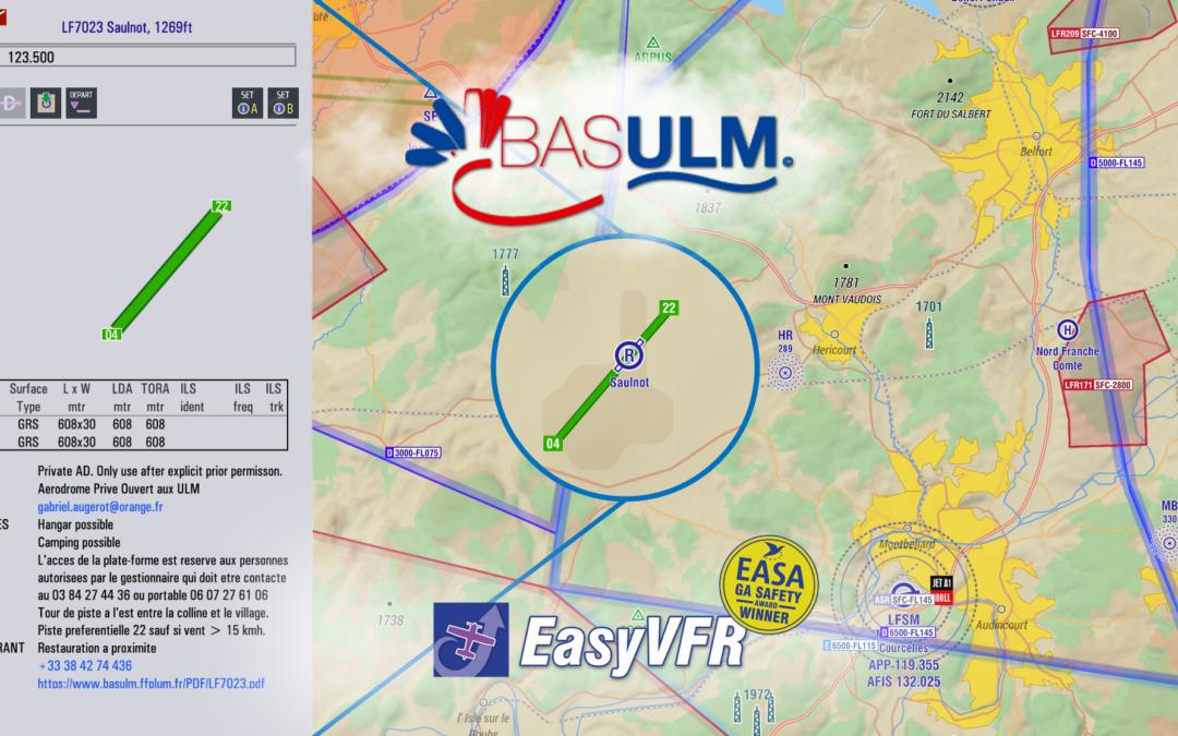 BASULM data updates for France improved!