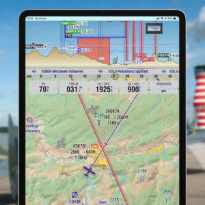 Kompatibel mit modernen Verkehrsaufklärungssystemen - Tablet