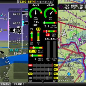 PocketFMS Dynon SkyView AeroData
