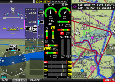 Aviation and Obstacle data for SkyView