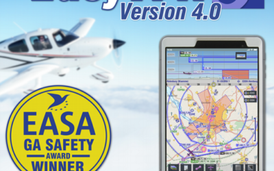EasyVFR 4 wins 2nd price in the EASA GA Safety Award